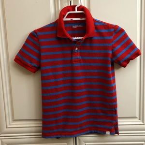 Gap youth boys polo shirt